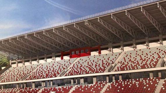 Строительство стадиона «Авангард» в Ялте могут закончить раньше срока