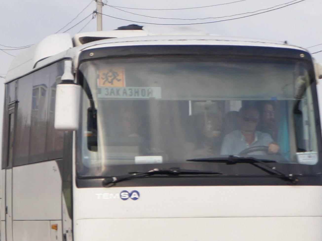 Все автобусы, следующие в Керчь, переждут непогоду на ближайших автостанциях