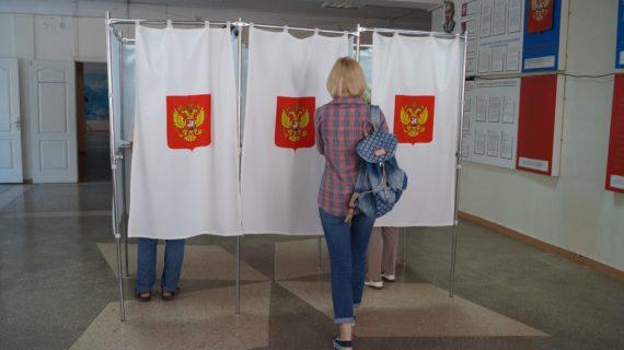 За 8 часов последнего дня голосования явка в Крыму на выборы составила почти 40%