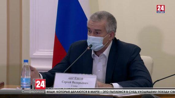 Больше половины поручений Главы Крыма по заключению контрактов по благоустройству дворов оказались не выполнены
