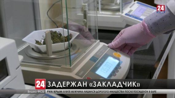 В Севастополе ФСБ пресекла деятельность россиянина, который организовал интернет-магазин по продаже наркотиков