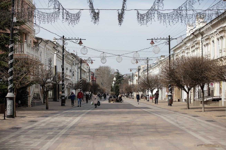 В Симферополе площади Ленина и Куйбышева обустроят в этом году
