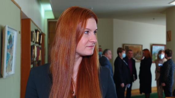 Бутина: Крым - одна из причин, почему ко мне негативно относилось ФБР