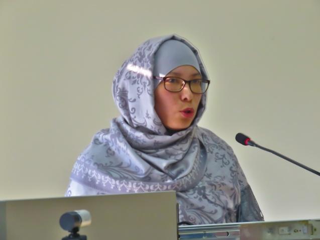 Бывшая участница запрещённой организации «Хизб ут-Тахрир*»: Юношеская доверчивость является хорошим ресурсом для вербовщиков