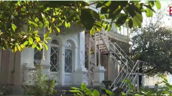 В Ялте уникальный особняк Баронов Меллер-Закомельских могут снести