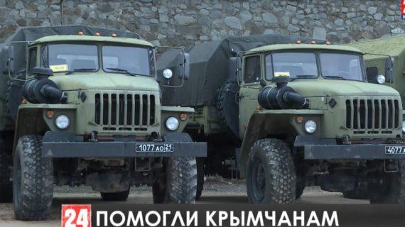 Военные полевые госпитали свернули в Симферополе и Ялте