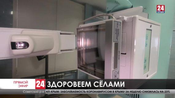 Модульные ФАПы, амбулатории и капитальный ремонт больницы. Как изменится система здравоохранения Советского района?