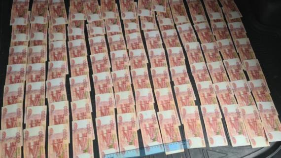 Жителя Ростовской области задержали за попытку дать взятку сотруднику Крымской железной дороги