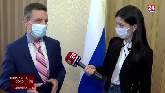 Пандемия в Крыму отступает