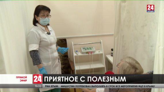 В Ялте впервые появилась программа реабилитации переболевших Covid-19. На что делают упор медики?