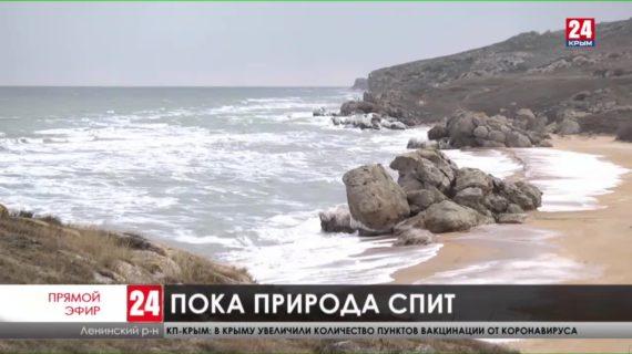 Не нарушить «режим тишины». В двух природных заповедниках на Керченском полуострове готовятся к новому туристическому сезону