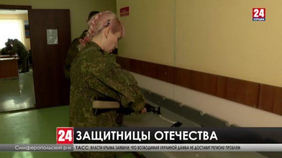 Оружие в женских руках. Как проходит служба в армии у представительниц прекрасного пола?