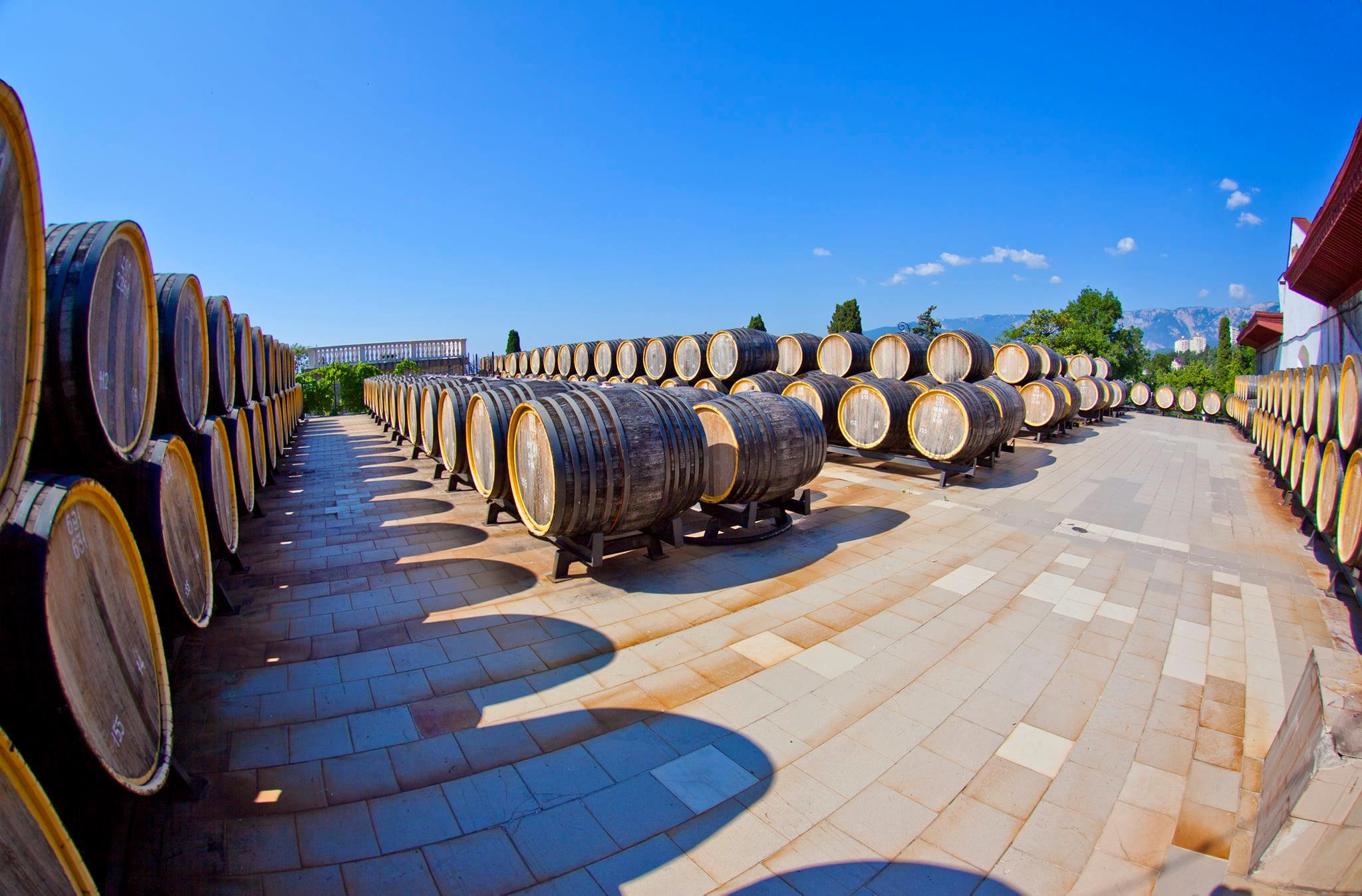 В Крыму объём экспорта продукции агропромышленного комплекса с начала года составил 1,5 млн долларов США