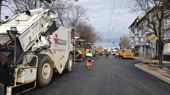 Движение транспорта по улице Козлова в Симферополе восстановят в четверг