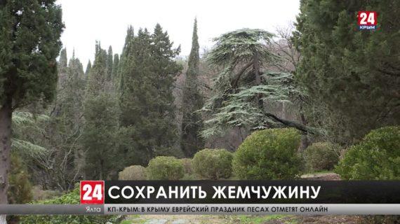 В Ялте приступили к инвентаризации объектов культурного наследия, парков и скверов