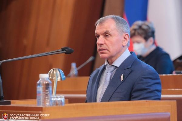 В Крыму прокомментировали заявление Кравчука о готовности Киева к «радикальным шагам»