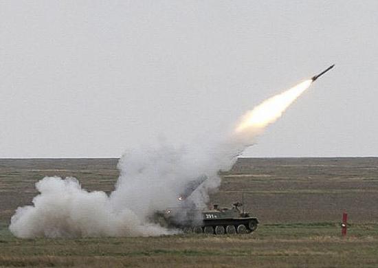В Крыму начались плановые учения зенитного ракетного полка