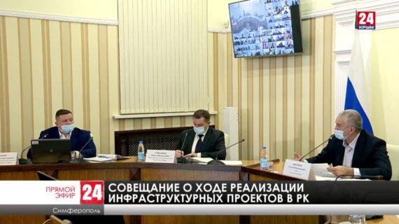 Совещание по строительной отрасли Республики Крым от 04.03.21