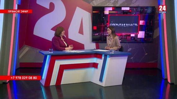 Открытая Власть. Елена Диденко. Выпуск от 11.03.21