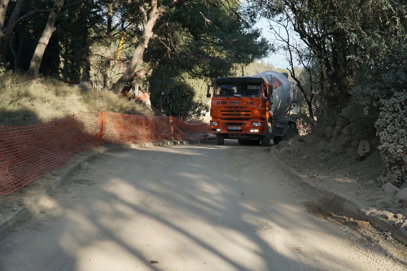 Форосский спуск отремонтируют в рамках дополнительного ремонта дорог, а на дорогу-дублёр потратят 250 миллионов рублей