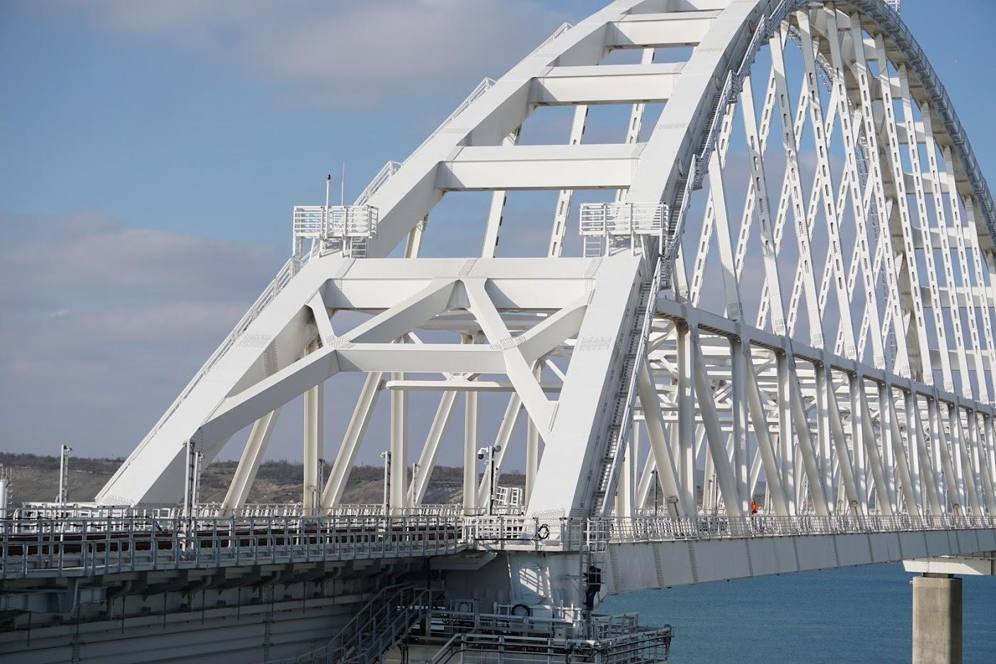 Из-за Крымского моста Австралия ввела санкции в отношении четырёх российских компаний