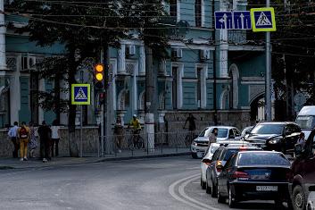 В ПДД вводится новый дорожный знак для обозначения камер