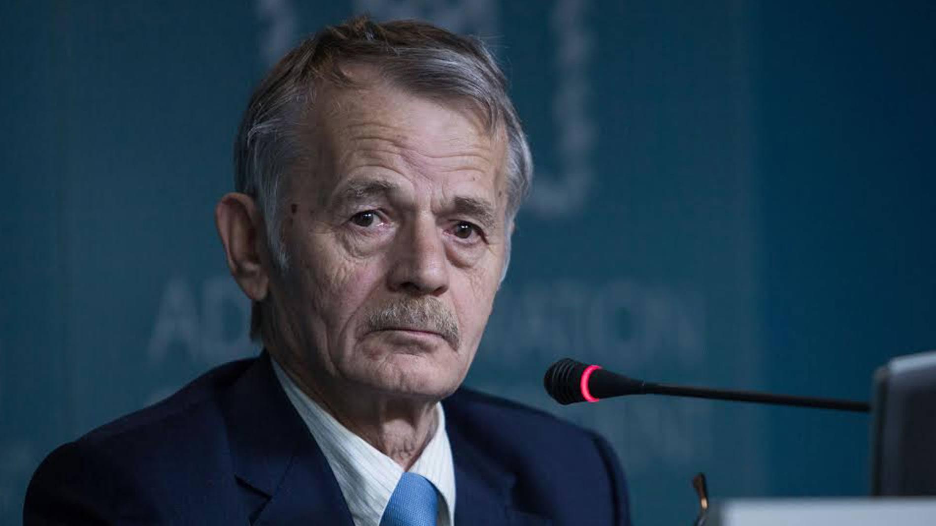 Джемилев не сможет приезжать в Россию ещё 13 лет