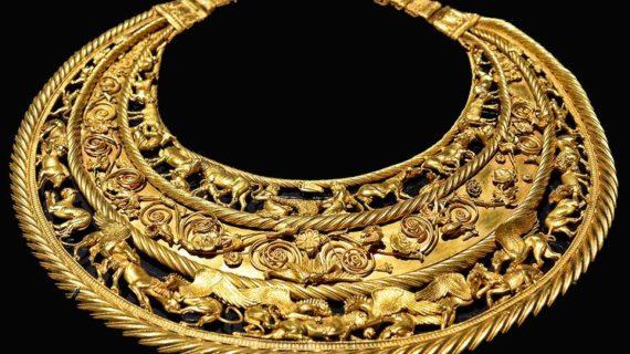В Амстердаме пройдут слушания по делу о скифском золоте из Крыма