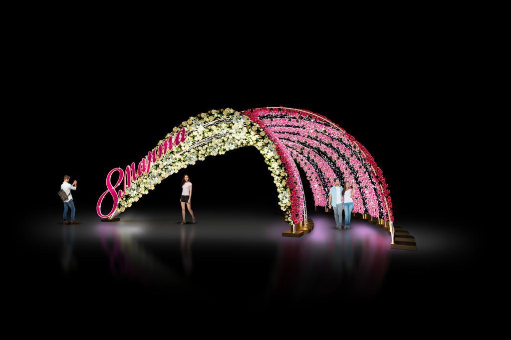 В честь 8 марта в Симферополе появится праздничная инсталляция