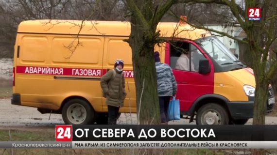 Сколько крымских сёл в этом году получат природный газ?