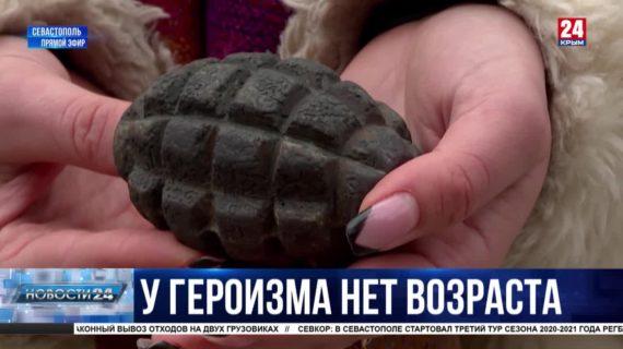 О героическом поступке севастопольцев теперь знает весь Крым