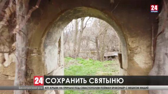 Три древних армянских храма в Белогорском районе на грани полного разрушения. Когда святыню планируют восстановить?