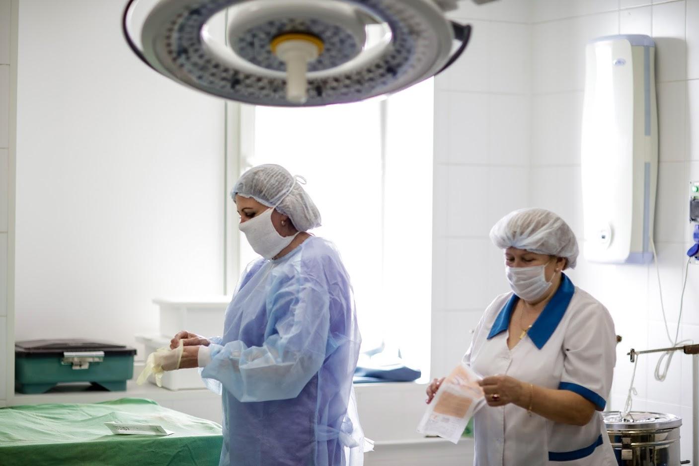 В Симферополе роддом №2 перестал быть ковидным госпиталем