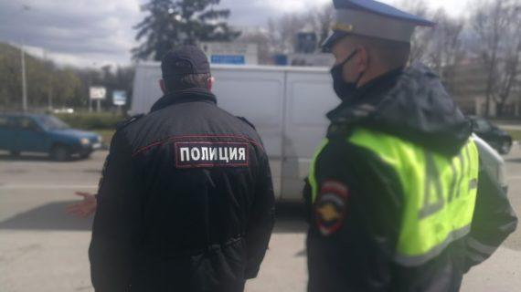 В Крыму задержали пьяного стажёра полиции за рулём автомобиля