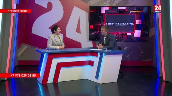 Открытая Власть. Жанна Кислица. Выпуск от 02.03.21