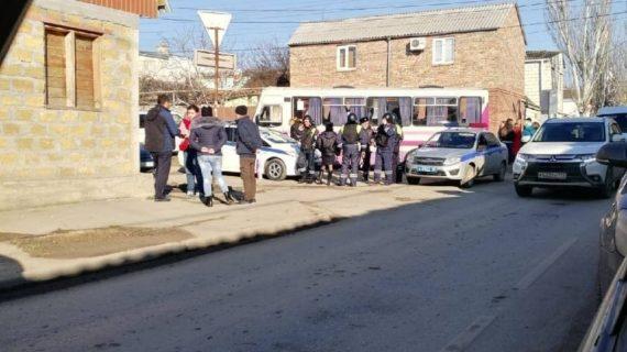 В МВД опровергли информацию о минировании отделения ГИБДД в Феодосии