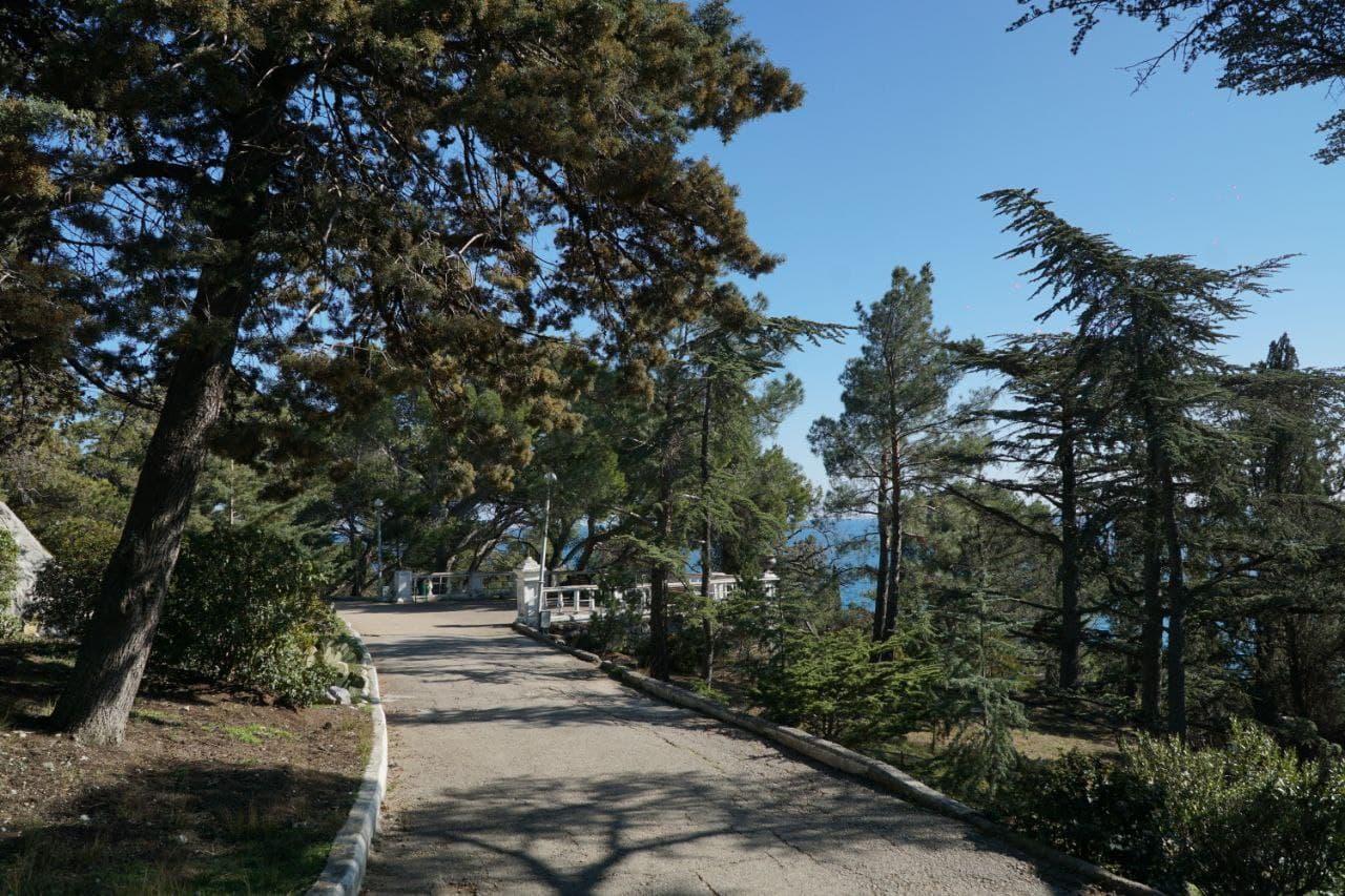 форос форосский парк