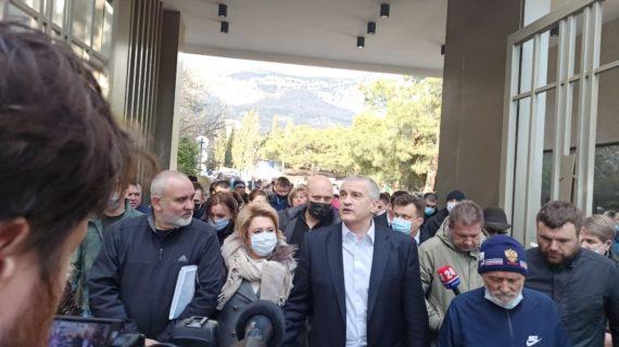 Глава Крыма: Ограничений прохода в Форосский парк не будет