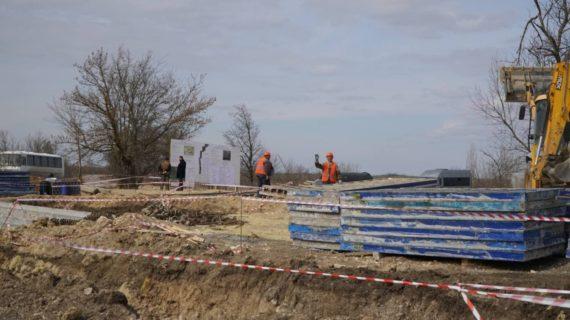 В конце мая Бештерек-Зуйский водовод заработает на полную мощность