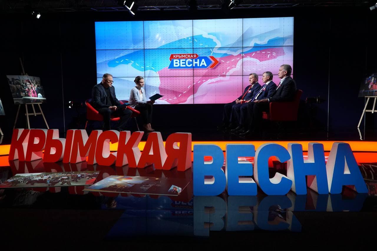 Глава Крыма: В 2014 всё получилось благодаря справедливым действиям