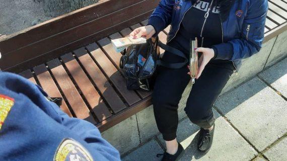 Жительницу Ялты задержали при получении взятки