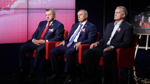Аксёнов рассказал, как шли переговоры во время Крымской весны с военнослужащими