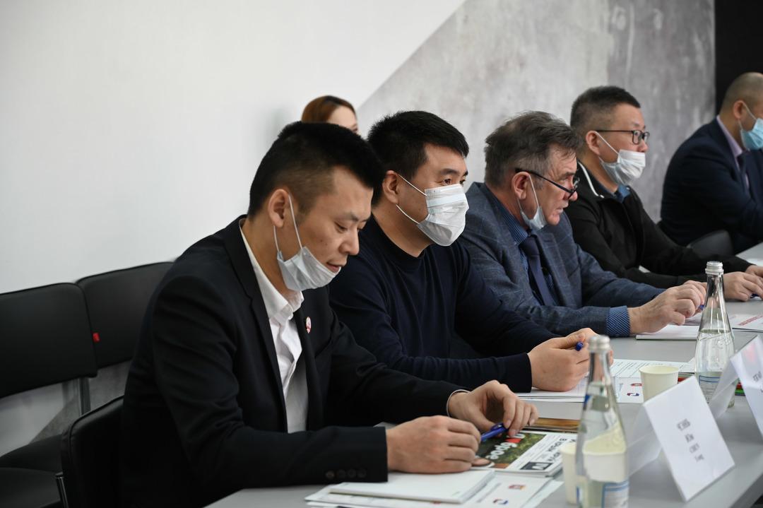 Бизнесмены из Китая планируют заключить контракты с Республикой Крым