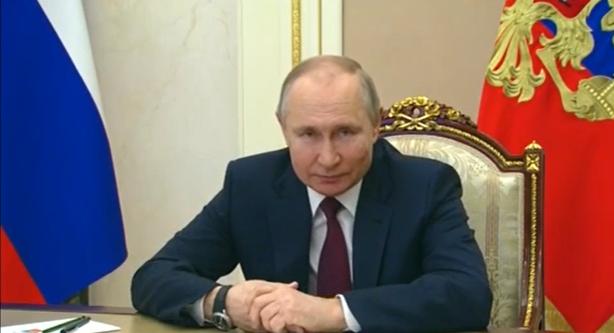Путин пожелал Севастополю и Крыму стать самодостаточными и успешными регионами