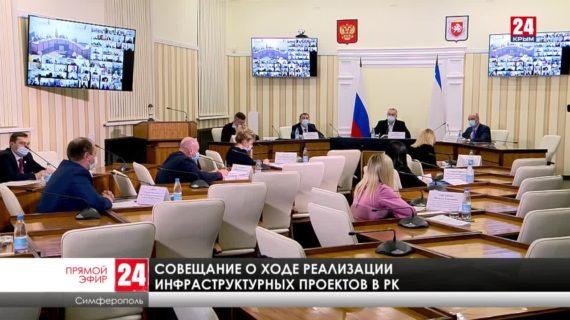 Совещание по строительной отрасли Республики Крым от 25.03.21