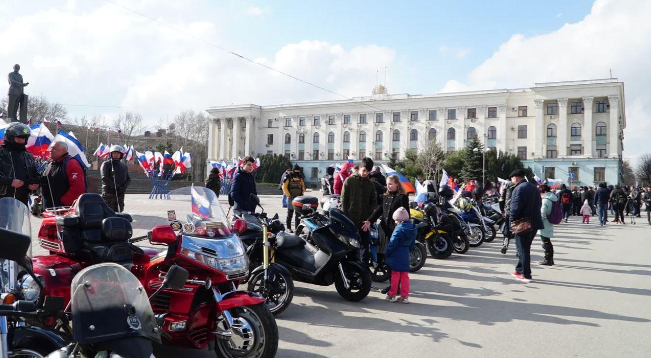 «Ночные волки» проведут автомотопробег в Крыму 18 марта