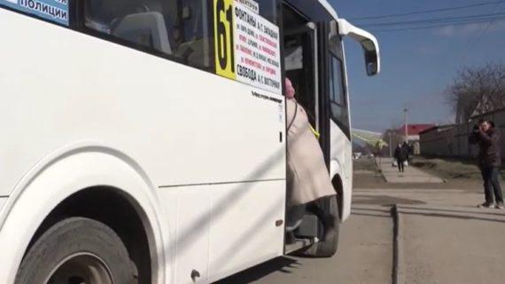 Администрация Симферополя начала инспектировать состояние городских автобусов