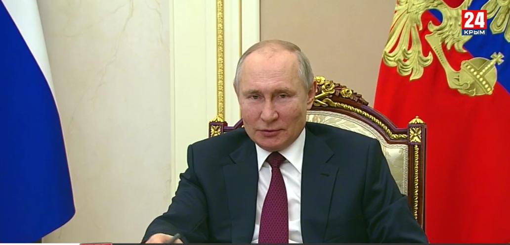 Путин будет поддерживать проведение фестивалей на территории Крыма