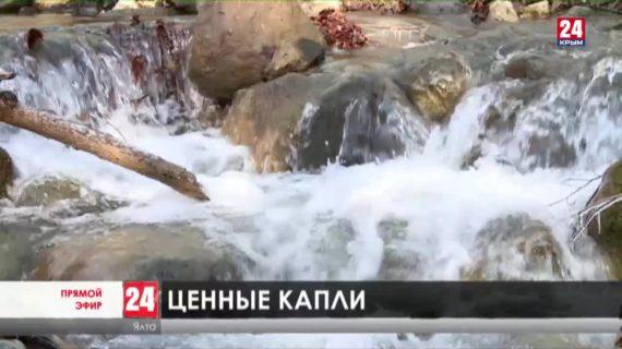 Зимние осадки пополнили хранилища Ялты. Но хватит ли Южнобережью этой воды?