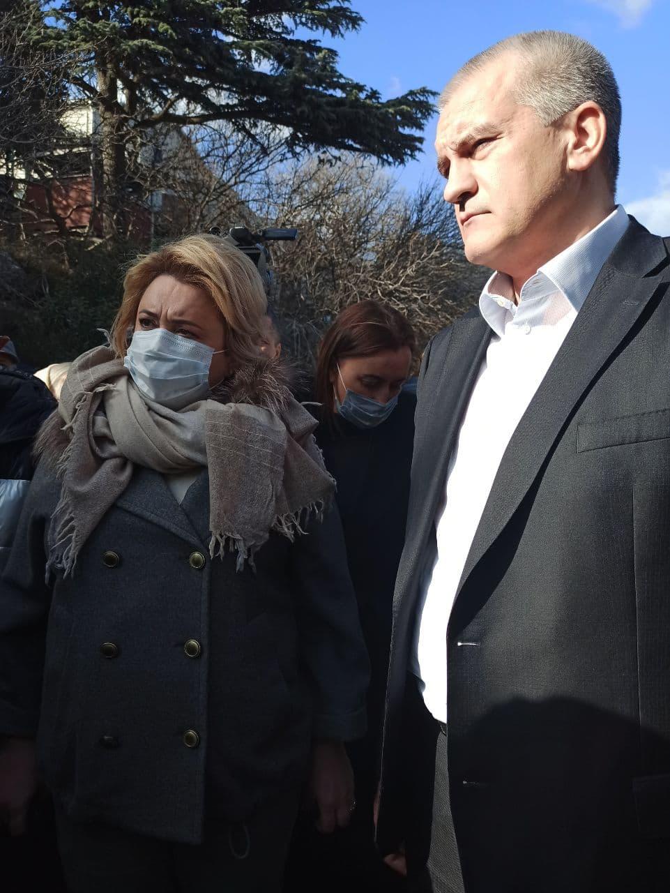 «Никаких нарушений нет»: Глава Крыма прокомментировал строительство детского лагеря в Форосе